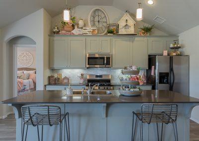 Kitchen 8 V Shaw 2001 E Tucson Pl Liberty In Tucson Village Broken Arrow, Oklahoma