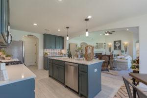 Kitchen Shaw Homes 23107 E. 101st Pl. S. Gardenia In Highland Creek Broken Arrow, Oklahoma 74014 (5)