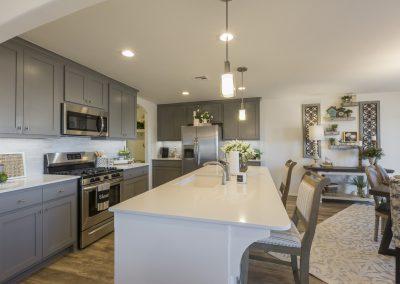 Kitchen Shaw Homes 8201 NW 151st Terrace Jasmine In Twin Silos Oklahoma City, OK (1)