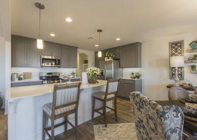 Kitchen Shaw Homes 8201 NW 151st Terrace Jasmine In Twin Silos Oklahoma City, OK (2)