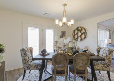 Kitchen Shaw Homes 8201 NW 151st Terrace Jasmine In Twin Silos Oklahoma City, OK (4)