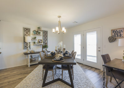 Kitchen Shaw Homes 8201 NW 151st Terrace Jasmine In Twin Silos Oklahoma City, OK (5)