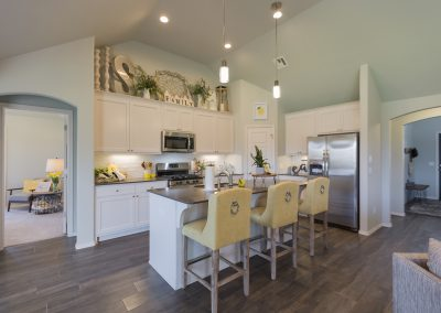 Kitchen Shaw Homes Kincaid In Pinnacle 3100 Brookstone Ridge Blvd Yukon, OK 73099 (1)