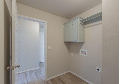 Laundry Room 1 Shaw Homes 6700 S 20th Pl Ellington In Tucson Village Broken Arrow, Oklahoma