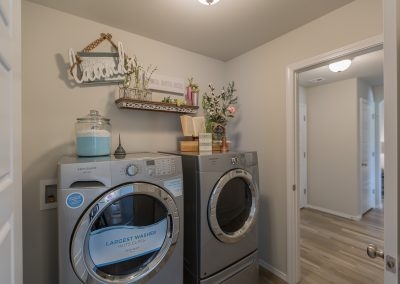 Laundry Room 2 Shaw 2001 E Tucson Pl Liberty In Tucson Village Broken Arrow, Oklahoma