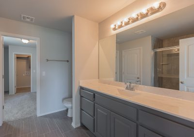 Master Bath 1 Shaw Homes 6709 S 20th St Liberty In Tucson Village Broken Arrow, Oklahoma