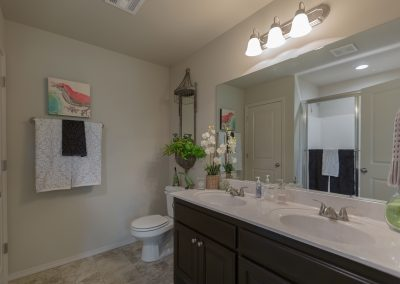 Master Bath 1 Shaw New Homes Tulsa 3805 N. 33rd St. Birkdale In Silver Leaf Broken Arrow, Oklahoma