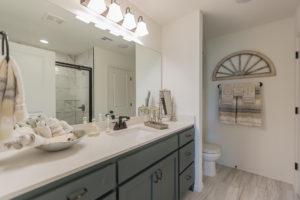 Master Bath Shaw Homes 23107 E. 101st Pl. S. Gardenia In Highland Creek Broken Arrow, Oklahoma 74014 (1)