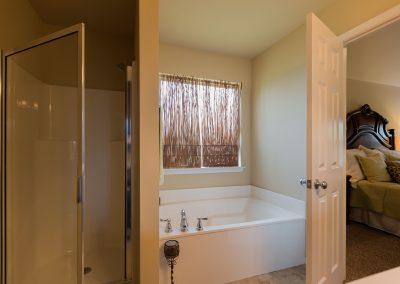 Master Bathroom 2 Shaw New Homes Tulsa 13001 E. 43rd Street South Tulsa, Oklahoma