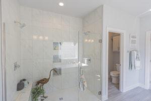 Master Bathroom 3033 Birchwood Cir, Edmond, OK 73007 Shaw Homes Redford 1H Model Home (3)