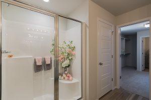 Master Bathroom 4 Shaw 2001 E Tucson Pl Liberty In Tucson Village Broken Arrow, Oklahoma