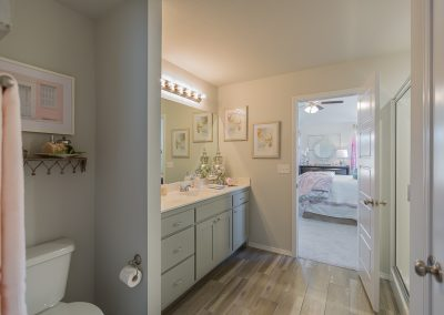 Master Bathroom 5 Shaw 2001 E Tucson Pl Liberty In Tucson Village Broken Arrow, Oklahoma