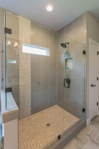 Master Bathroom 5 V Shaw 3219 W. 118th St. S. Jenks, Oklahoma Monterrey In Timber Creek
