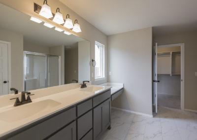 Master Bathroom 8216 NW 151st St, Oklahoma City, OK Magnolia Twin Silos (1)