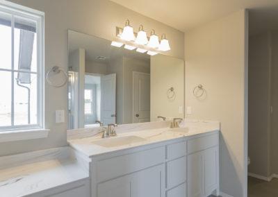 Master Bathroom 8220 NW 151st St, Oklahoma City, OK Twin Silos Hawthorne (2)