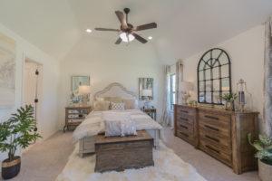 Master Bed Shaw Homes 23107 E. 101st Pl. S. Gardenia In Highland Creek Broken Arrow, Oklahoma 74014 (1)
