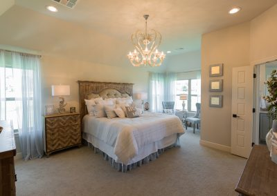 Master Bedroom 1 Monroe In The Estates At The River Shaw Tulsa New Home Builder