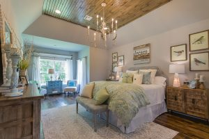 Master Bedroom 1 Shaw 3219 W. 118th St. S. Jenks, Oklahoma Monterrey In Timber Creek