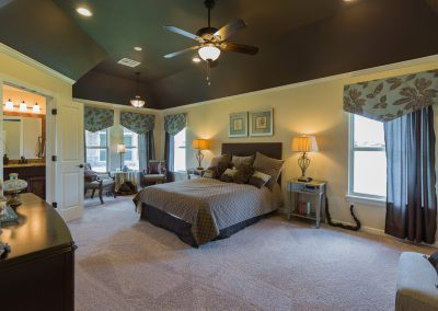 Master Bedroom 1 Shaw 6672 E. 125th St. S. Wyndham In Seven Lakes Bixby, Oklahoma