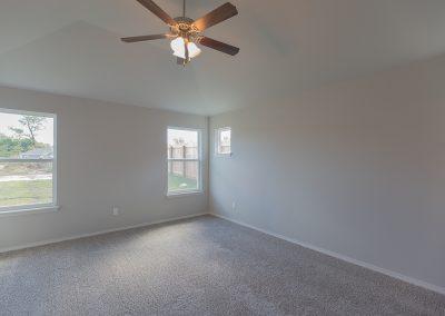 Master Bedroom 1 Shaw Homes 6709 S 20th St Liberty In Tucson Village Broken Arrow, Oklahoma