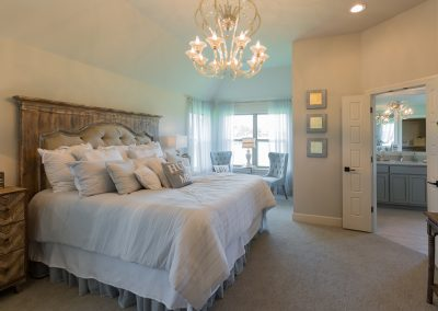 Master Bedroom 2 Monroe In The Estates At The River Shaw Tulsa New Home Builder
