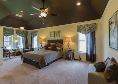 Master Bedroom 2 Shaw 6672 E. 125th St. S. Wyndham In Seven Lakes Bixby, Oklahoma