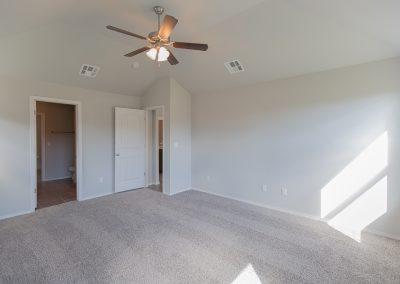 Master Bedroom 2 Shaw Homes 6709 S 20th St Liberty In Tucson Village Broken Arrow, Oklahoma