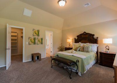 Master Bedroom 2 Shaw New Homes Tulsa 13001 E. 43rd Street South Tulsa, Oklahoma