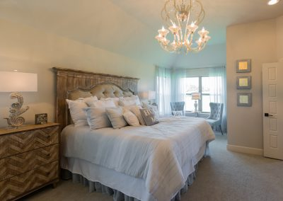 Master Bedroom 3 Monroe In The Estates At The River Shaw Tulsa New Home Builder