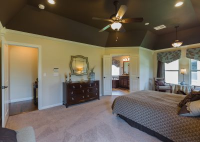 Master Bedroom 4 Shaw 6672 E. 125th St. S. Wyndham In Seven Lakes Bixby, Oklahoma
