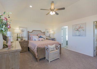 Master Bedroom Shaw Homes 8201 NW 151st Terrace Jasmine In Twin Silos Oklahoma City, OK (2)