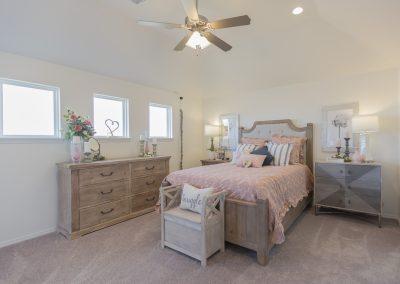 Master Bedroom Shaw Homes 8201 NW 151st Terrace Jasmine In Twin Silos Oklahoma City, OK (3)