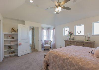 Master Bedroom Shaw Homes 8201 NW 151st Terrace Jasmine In Twin Silos Oklahoma City, OK (4)