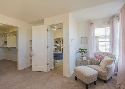 Master Bedroom Shaw Homes 8201 NW 151st Terrace Jasmine In Twin Silos Oklahoma City, OK (5)