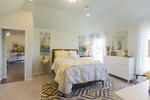 Master Bedroom Shaw Homes Kincaid In Pinnacle 3100 Brookstone Ridge Blvd Yukon, OK 73099 (2)