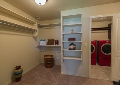 Master Closet 1 Shaw 6672 E. 125th St. S. Wyndham In Seven Lakes Bixby, Oklahoma