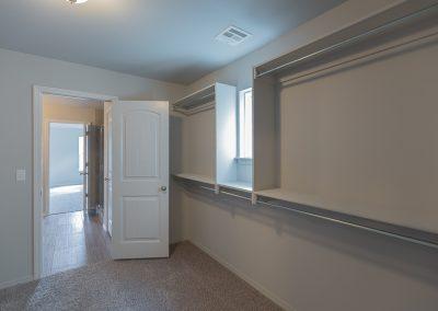 Master Closet 2 Shaw Homes 6709 S 20th St Liberty In Tucson Village Broken Arrow, Oklahoma