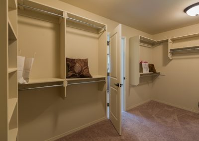 Master Closet 3 Shaw 6672 E. 125th St. S. Wyndham In Seven Lakes Bixby, Oklahoma