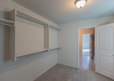 Master Closet 3 Shaw Homes 6709 S 20th St Liberty In Tucson Village Broken Arrow, Oklahoma