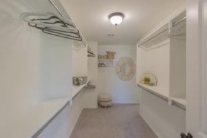 Master Closet Shaw Homes 23107 E. 101st Pl. S. Gardenia In Highland Creek Broken Arrow, Oklahoma 74014 (1)