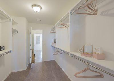 Master Closet Shaw Homes 8201 NW 151st Terrace Jasmine In Twin Silos Oklahoma City, OK (1)