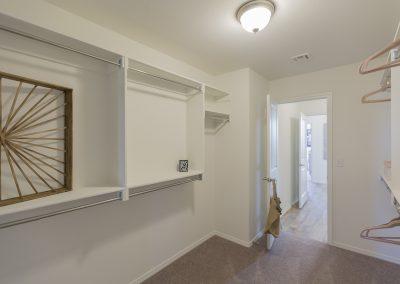 Master Closet Shaw Homes 8201 NW 151st Terrace Jasmine In Twin Silos Oklahoma City, OK (2)