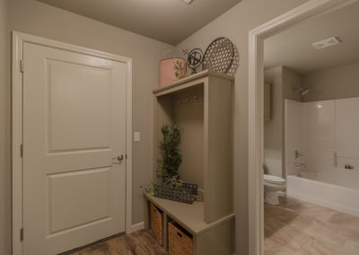 Mudroom Shaw 3619 S Fir Blvd Ave Monroe In Village At Southern Trails Broken Arrow, Oklahoma
