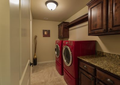 Utility Room 1 Shaw 6672 E. 125th St. S. Wyndham In Seven Lakes Bixby, Oklahoma