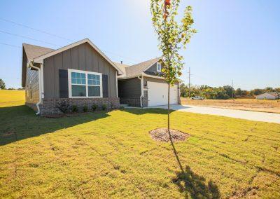 New Homes Broken Arrow 2309 E Winston St 7I1A0363