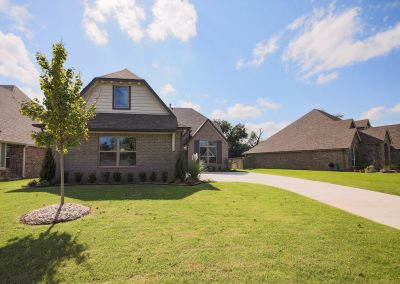 New Homes Broken Arrow 3401 Delmar 7I1A0049