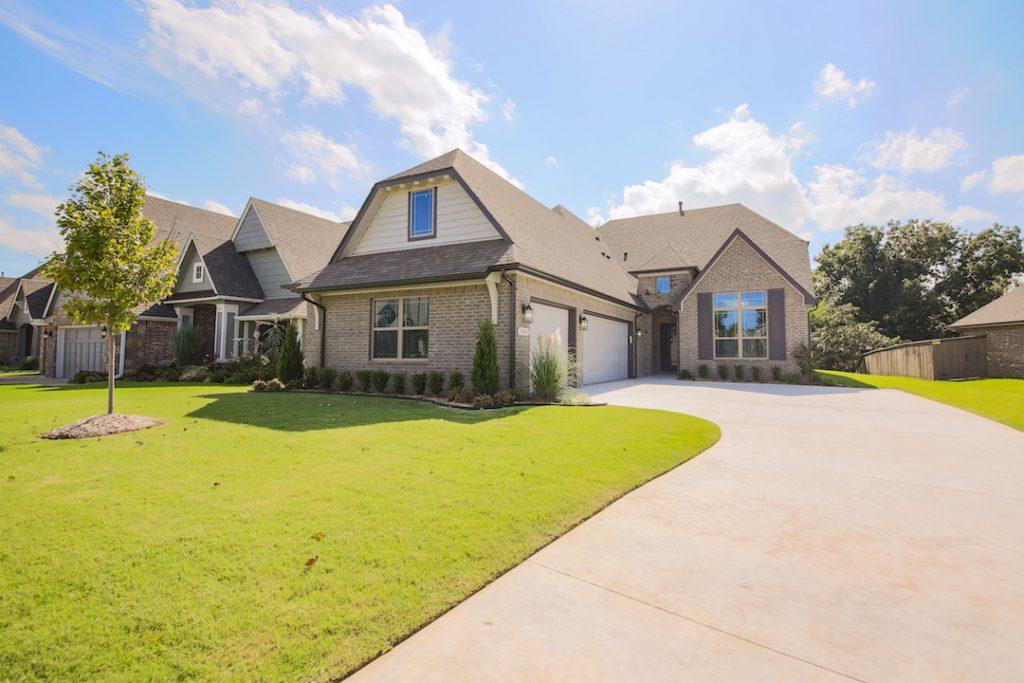 New Homes Broken Arrow 3401 Delmar 7I1A0057