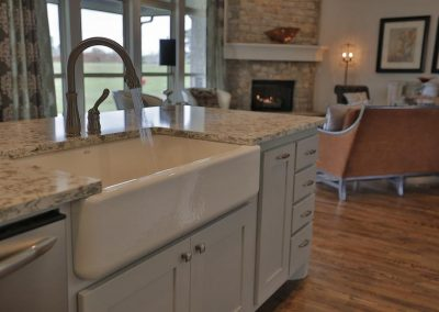 Tulsa Home Builders 107704010326415 Kitchen Sink
