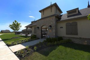 Tulsa Home Builders 287973971571773 Village At Southern Trails Clubhouse 1