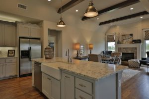 Tulsa Home Builders 296132391318678 Kitchen Dining